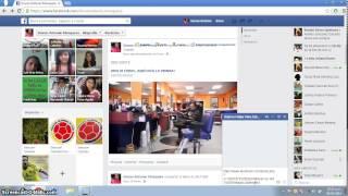 Download como enviar un link a un amigo de facebook Video