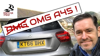 Download AMG A45 - Power, Traction, Style & Launch Control...OMG ! (HOT HATCH SERIES) Video