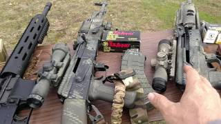 Download AR 15 AK 47 AK 74 Vs. Car door. .223 7.62x39 5.45x39 Video