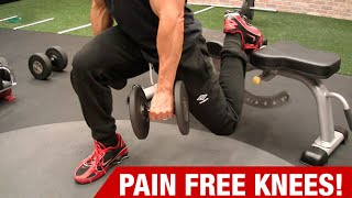 Download Knee Exercises for Pain Free Leg Workouts (NO MORE PAIN!) Video