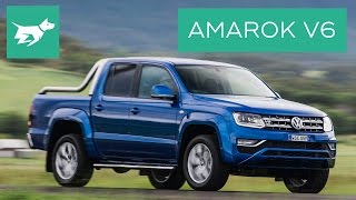 Download 2017 Volkswagen Amarok V6 Review: First Drive Video