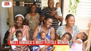 Download Meet Jamaica's Most Fertile Woman/JBN Video