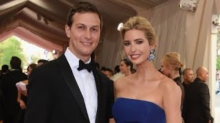 Download Kushner and Ivanka Trump benefiting from business empire Video