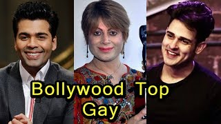 Download 9 Bollywood's Popular gay and rumoured to be gay celebrities Video