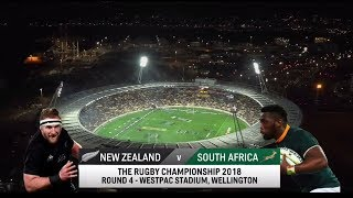 Download Rugby Championship | New Zealand vs South Africa | Highlights Video