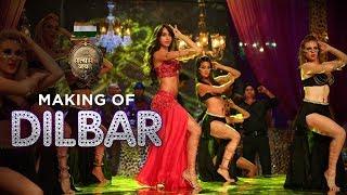Download Making of DILBAR Song | Satyameva Jayate | John Abraham | Nora Fatehi Video