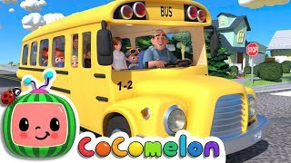 Download Wheels on the Bus | CoCoMelon Nursery Rhymes & Kids Songs Video