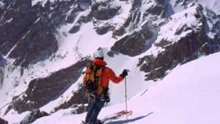 Download Ski Descent of the Grand Teton Video