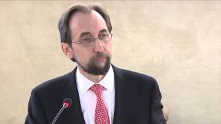 Download UN High Commissioner for Human Rights - speech to the Human Rights Council Video