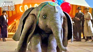Download DUMBO (2019) | Clip and Trailer Compilation - Disney Live-Action Movie Video