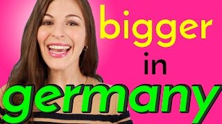 Download 7 Things BIGGER IN GERMANY than in the USA Video