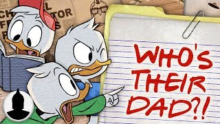 Download Who is Huey, Dewey and Louie's Father?! - DuckTales Cartoon Conspiracy (Ep. 164) Video