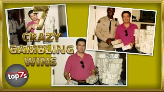 Download Top 7 Crazy Gambling Wins Video