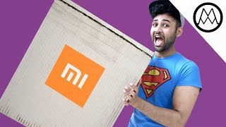 Download MYSTERY Package from Xiaomi - HUGE UNBOXING! Video