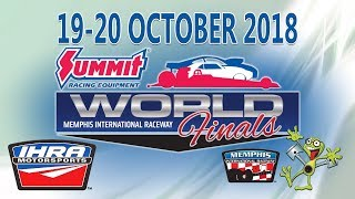 Download IHRA Summit Racing Equipment World Finals Saturday Video