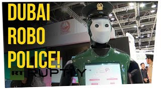 Download WEEKEND SCRAMBLE - Dubai Unveils Fully Functioning RoboCops! ft. DavidSoComedy Video