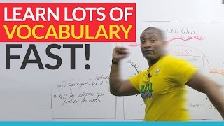 Download Learn 10 times more vocabulary by using Word Webs! Video