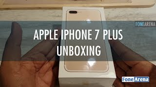 Download Apple iPhone 7 Plus Unboxing Video
