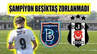 Download BAŞAKŞEHİR - BEŞİKTAŞ TFF U13 LİGİ MAÇ ÖZETİ Video