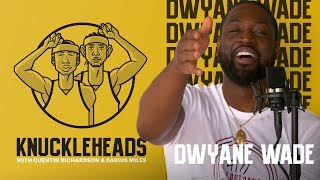 Download Dwyane Wade Joins Knuckleheads with Quentin Richardson and Darius Miles Video