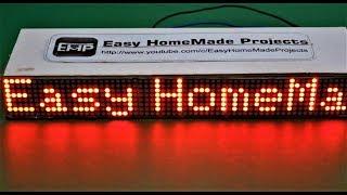 Arduino LED Matrix Clock Free Download Video MP4 3GP M4A - TubeID Co