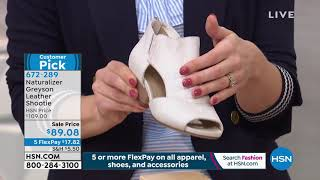 Download Naturalizer Greyson Leather Shootie Video