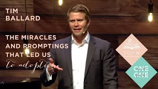 Download TIM BALLARD: The Miracles and Promptings That Led Us to Adoption Video