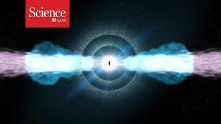 Download LIGO's latest hit: Merging neutron stars Video