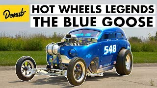Download Chopped and dropped 1947 Crosley dragster wins at Hot Wheels Legends Tour Detroit | Donut Media Video
