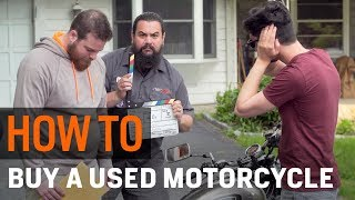 Download How To Buy A Used Motorcycle at RevZilla Video