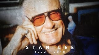 Download Marvel Remembers the Legacy of Stan Lee Video