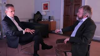 "Download ""As deep a question as you can possibly ask"" - Jordan Peterson in conversation with Iain McGilchrist Video"