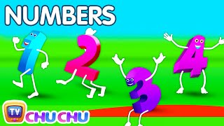 Download The Numbers Song - Learn To Count from 1 to 10 - Number Rhymes For Children Video