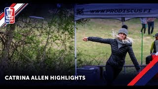 Download DGPT FPO Highlights: Catrina Allen Video