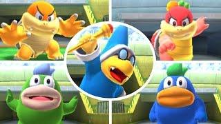 Download Mario Sports Superstars - All Bosses Video