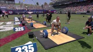 Download Men's Event 7 Clean & Jerk Video