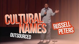 Download ″Cultural Names″ | Russell Peters - Outsourced Video