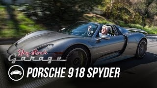 Download 2015 Porsche 918 Spyder - Jay Leno's Garage Video