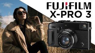 Download Fujifilm X PRO3   Hands On with Daniel Norton Video