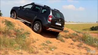 Download Test - Dacia Duster 4x2 vs 4x4 Video