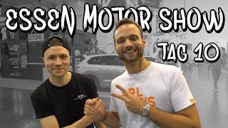 Download Essen Motor Show 2019 - Tag 10 - Zu Besuch bei Holy Hall | Philipp Kaess | Video