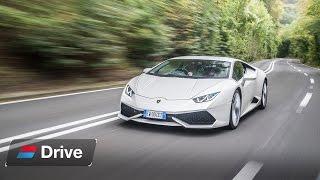 Download Lamborghini Huracan Road Trip Video