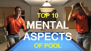 Download Top 10 Mental Aspects of Pool - The Mental Game Video