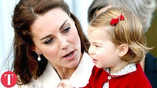 Download 15 Times Kate Middleton Was Caught Off Guard By Cameras Video