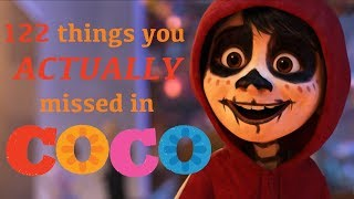 Download 122 things you ACTUALLY missed in COCO Video