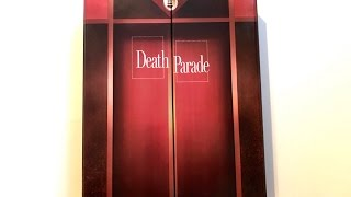 Download Death Parade Blu-ray/DVD [Limited Edition] Video