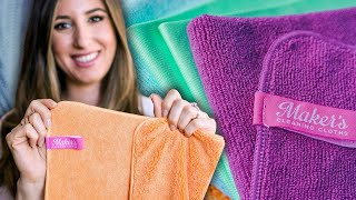 Download 25 Ways To Use Microfiber Cleaning Cloths! Video