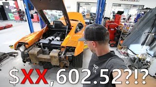 Download Replacing my Lamborghini Gallardo clutch with Hi Tech Exotic Kevlar Clutch Video