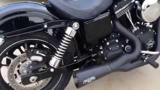 Download 2015 Harley Street Bob Arlen Ness F-bomb Video