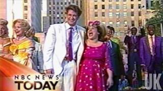 Download You Can't Stop the Beat OBC (Matthew Morrison & Marissa Jaret Winokur) - NBC News Today Video